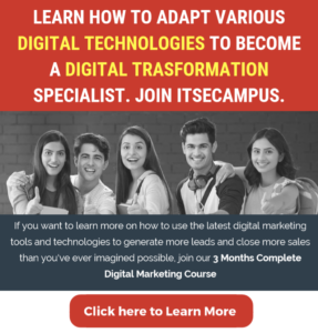digital transformation by ItsECampus