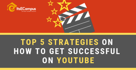 Top 5 strategy how to get successful on YouTube